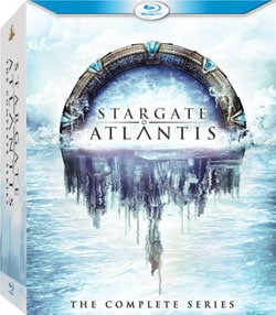 Stargate Atlantis: The Complete Series (Blu-ray Disc) 7932681
