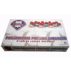 Rico Philadelphia Phillies Checker Set
