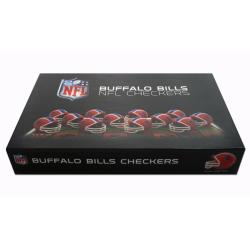 Rico Buffalo Bills Checker Set