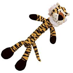 Kong Braidz Medium Tiger Dog Toy