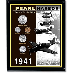 American Coin Treasures Pearl Harbor Collection