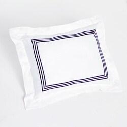 Barrato Navy Stripe Decorative Pillow