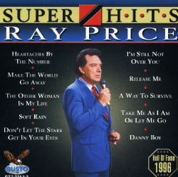 Ray Price - Ray Price: Super Hits 7978496