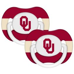 Oklahoma Sooners Pacifiers (Pack of 2) 7982719