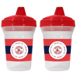 Boston Red Sox Sippy Cups (Pack of 2) 7982720