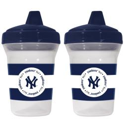 New York Yankees Sippy Cups (Pack of 2) 7982723