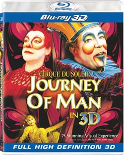 Cirque Du Soleil: Journey of Man (3D) (Blu-ray Disc) 7983155