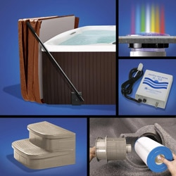 LifeSmart Rock Solid Series Simplicity Spa Super Value Accessory Pack