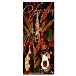 Miguel Parades 'Still Life IV' Canvas Art