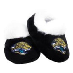 Jacksonville Jaguars Baby Bootie Slippers
