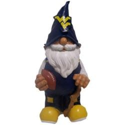 West Virginia Mountaineers 11-inch Garden Gnome