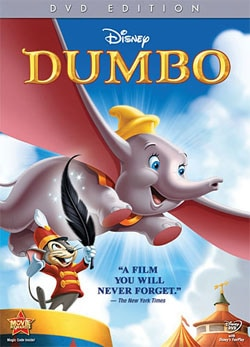 Dumbo (70th Anniversary Edition) (DVD) 8003850