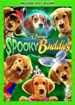 Spooky Buddies (Blu-ray/DVD) 8003853