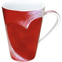 Konitz Big Heart Mugs (Set of 4) 8005233