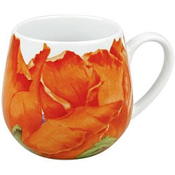 Konitz Poppy Blossom Snuggle Mugs (Set of 4) 8005407
