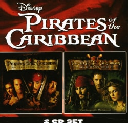 Various - Pirates of The Caribbean Curse of The Black Pearl/Pirates of The Caribbean Dead Man's Chest (OST) 8007309