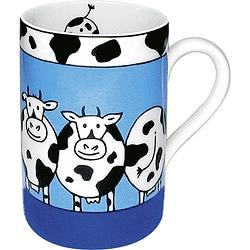 Konitz Mugs Animal Stories Cow (Set of 4) 8016066