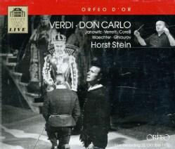 G. VERDI - DON CARLO WIEN 1970 8033689