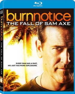 Burn Notice: The Fall Of Sam Axe (Blu-ray Disc) 8037746