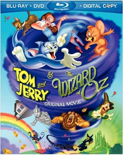 Tom and Jerry & The Wizard of Oz (Blu-ray/DVD) 8037758