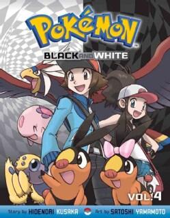 Pokemon Black and White 4 (Paperback) 8038356