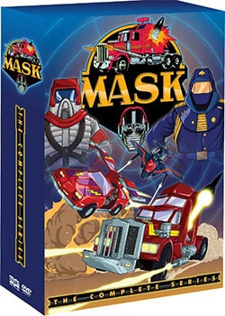 M.A.S.K. The Complete Series (DVD) 8044043