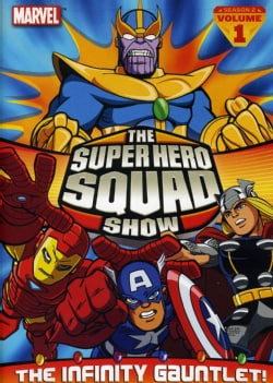 The Super Hero Squad Show: The Infinity Gauntlet Season 2 Vol 1 (DVD) 8044090