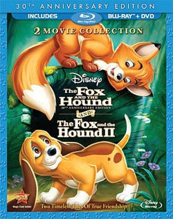 The Fox and the Hound (30th Anniversary Edition) (Blu-ray/DVD) 8044795