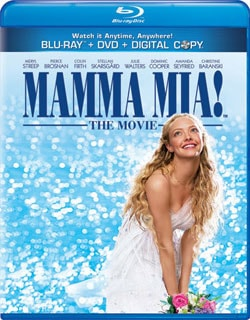 Mamma Mia!: The Movie (Blu-ray/DVD) 8048559