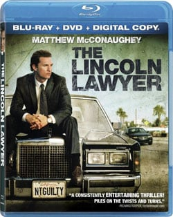 The Lincoln Lawyer (Blu-ray/DVD) 8052434