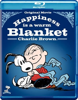Happiness Is A Warm Blanket, Charlie Brown (Blu-ray Disc) 8062649