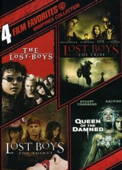 4 Film Favorites: Vampires (DVD) 8062670