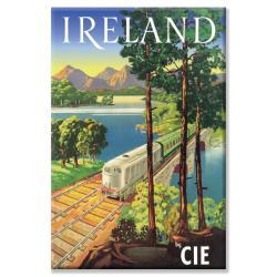 'Ireland by CIE' Canvas Art
