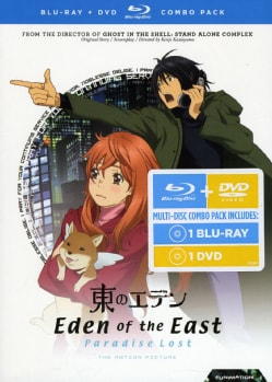 Eden of the East: Paradise Lost (Blu-ray/DVD) 8064690