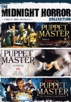 The Midnight Horror Collection: Puppet Master Vol. 2 (DVD) 8064695