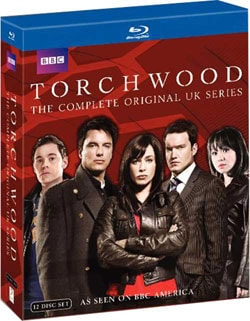 Torchwood: The Complete Original UK Series (Blu-ray Disc) 8064709