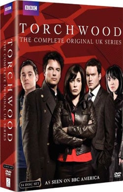 Torchwood: The Complete Original UK Series (DVD) 8064710