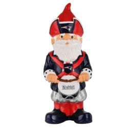 New England Patriots 11-inch Thematic Garden Gnome