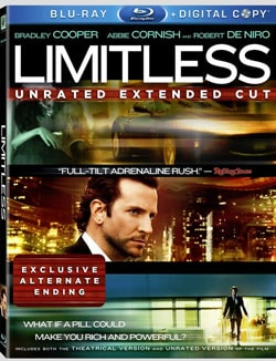 Limitless (Blu-ray Disc) 8076467