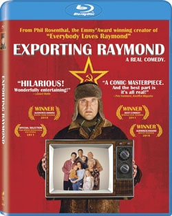 Exporting Raymond (Blu-ray Disc) 8077484