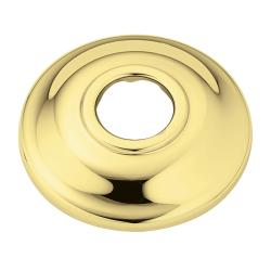 Moen Polished Brass Shower Arm Flange