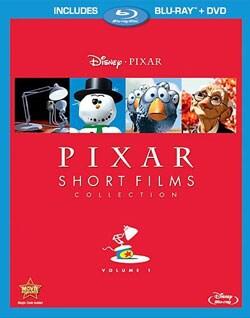 Pixar Short Film Collection Vol. One (Blu-ray/DVD) 8082062