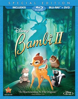 Bambi II (Special Edition) (Blu-ray/DVD) 8082624