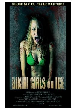 Bikini Girls On Ice (Blu-ray Disc) 8082627