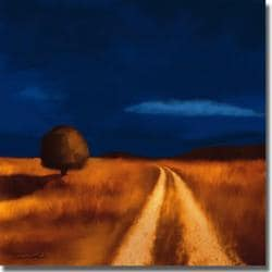 Tandi Venter 'The Way Home' Canvas Art
