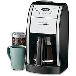 Cuisinart Grind & Brew 12 Cup Automatic Coffee Maker DGB-550BK