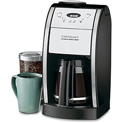 Cuisinart Grind & Brew Coffee Maker DGB-550BK
