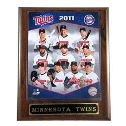 2011 Minnesota Twins Plaque