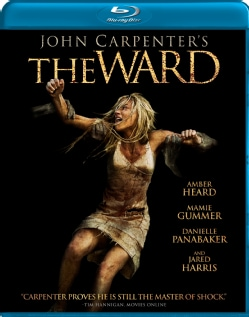 John Carpenter's the Ward (Blu-ray Disc) 8091130
