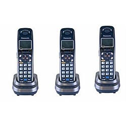 Panasonic KX-TGA939T Cordless Handset Kit (Set of 3)
